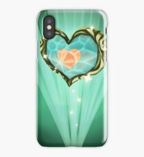 Heart Container iPhone Case