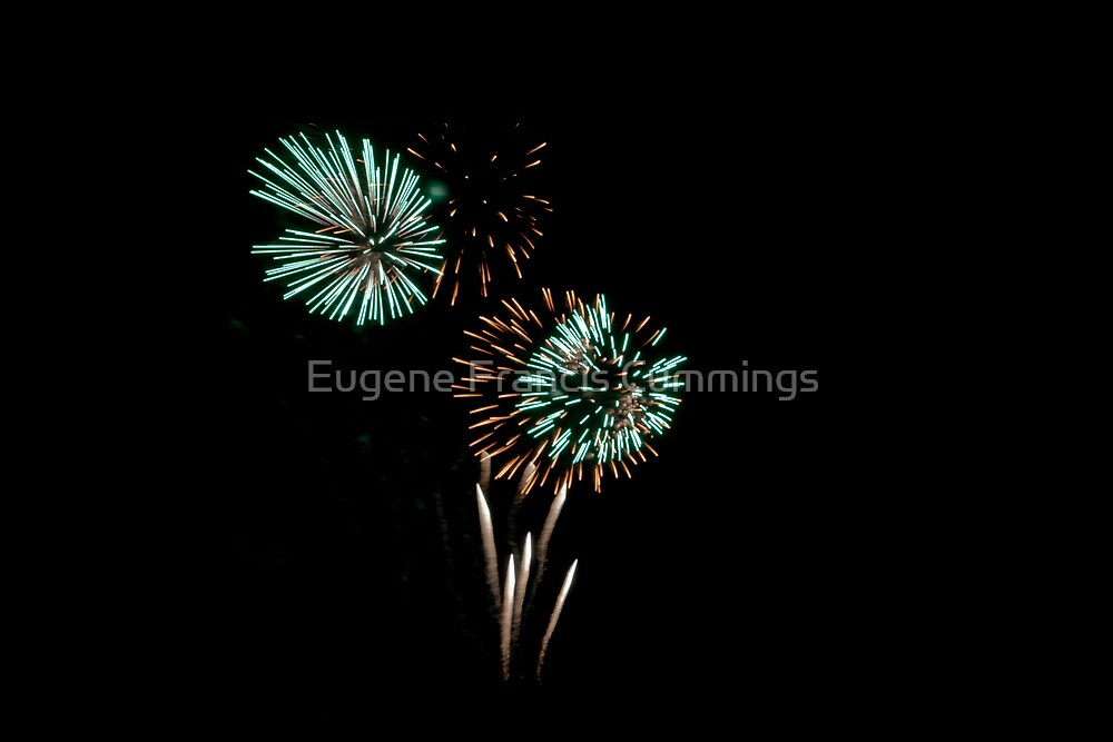 Fireworks by Eugene Francis Cummings