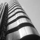 Lloyd's building, Lime street by Eddie Nock