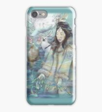 Sedna, Inuit Goddess of the Sea (Color) - iPhone/iPod Case iPhone Case/Skin