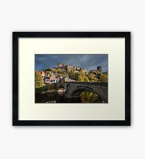 Durham Framed Print