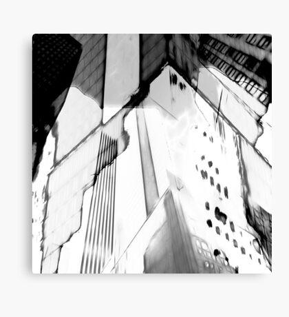 Facades #2 Canvas Print