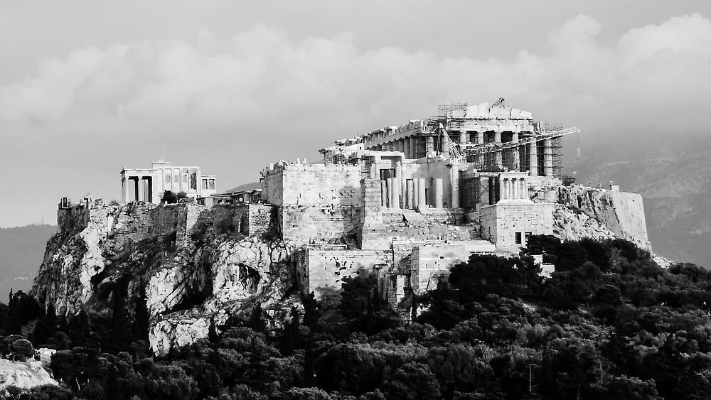 Acropolis by Nick Gourgouras