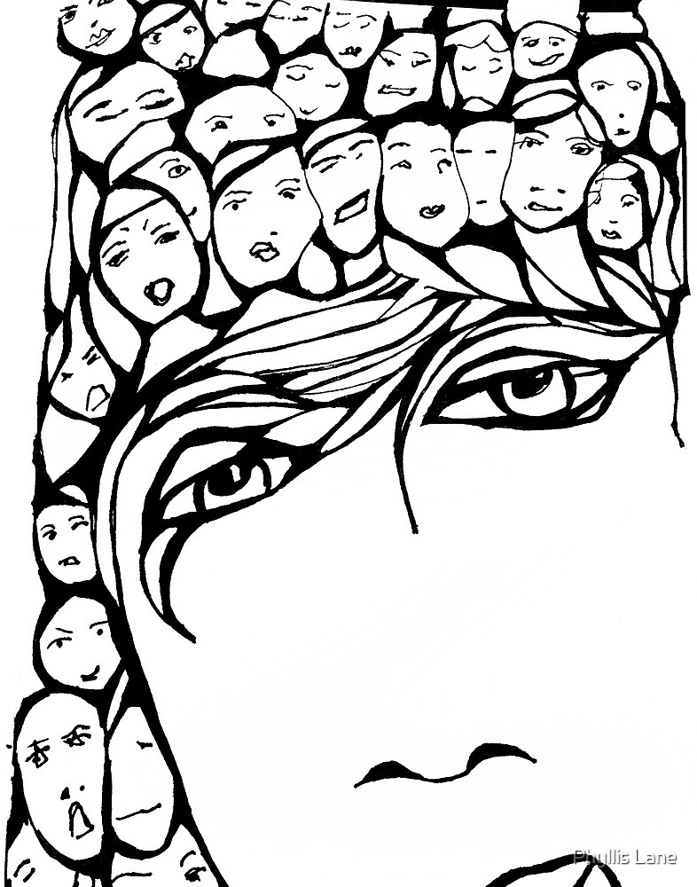 Mind Noise by Phyllis Lane