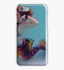 Tiger Mermaid iPhone Case/Skin