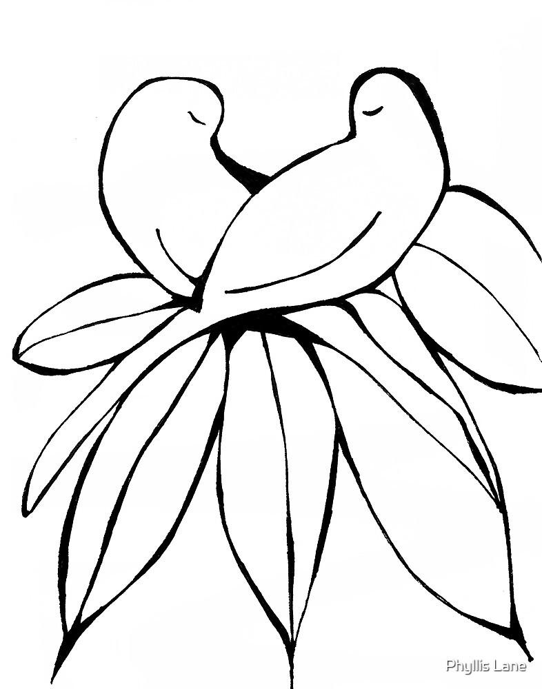 Drawn Together by Phyllis Lane