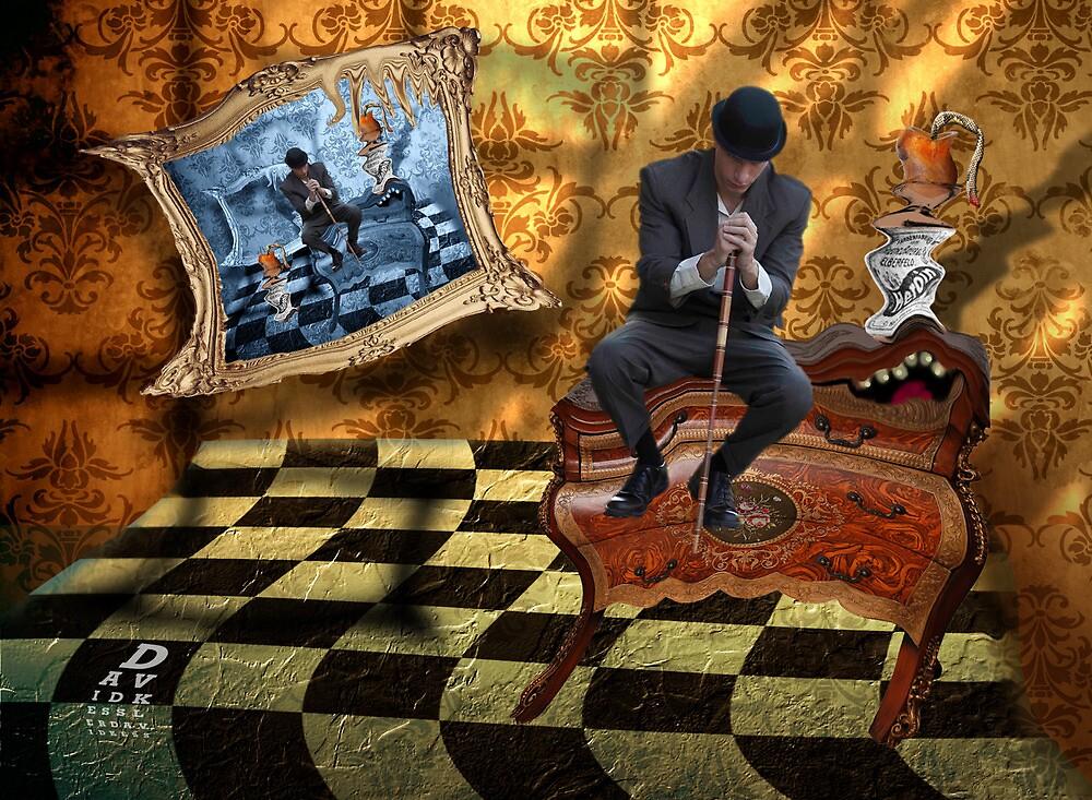 Crooked Man by David Kessler
