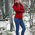 Montana Girl III by Sarah Miller