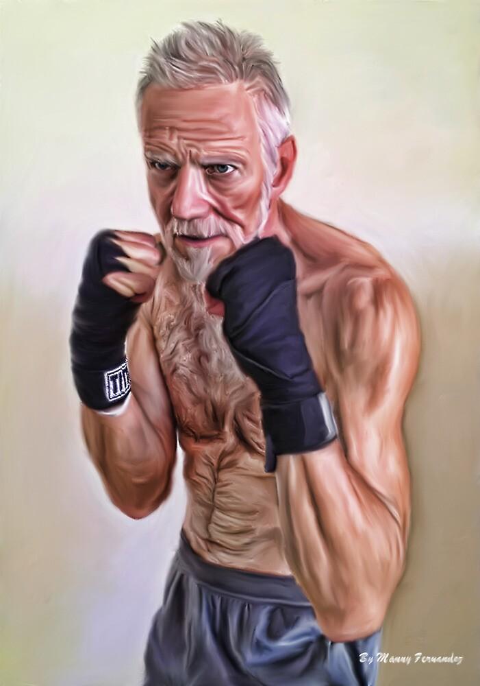 Master Boxer 2 by StarvingArtist1