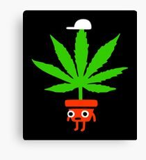 Pot Head Canvas Print