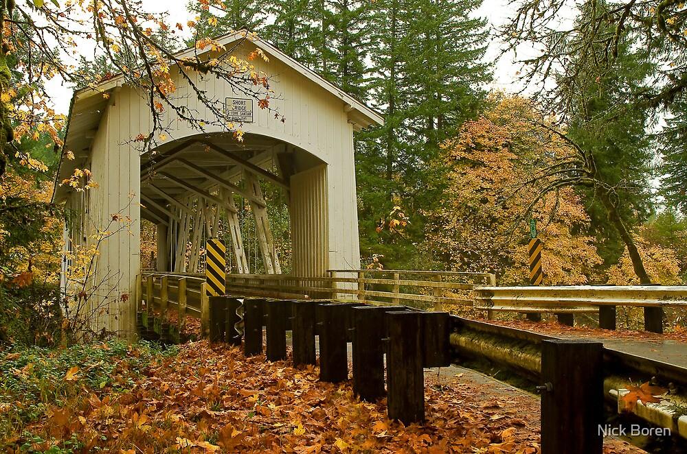 Bridge Over Linn County by Nick Boren