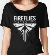 FIREFLIES Women's Relaxed Fit T-Shirt