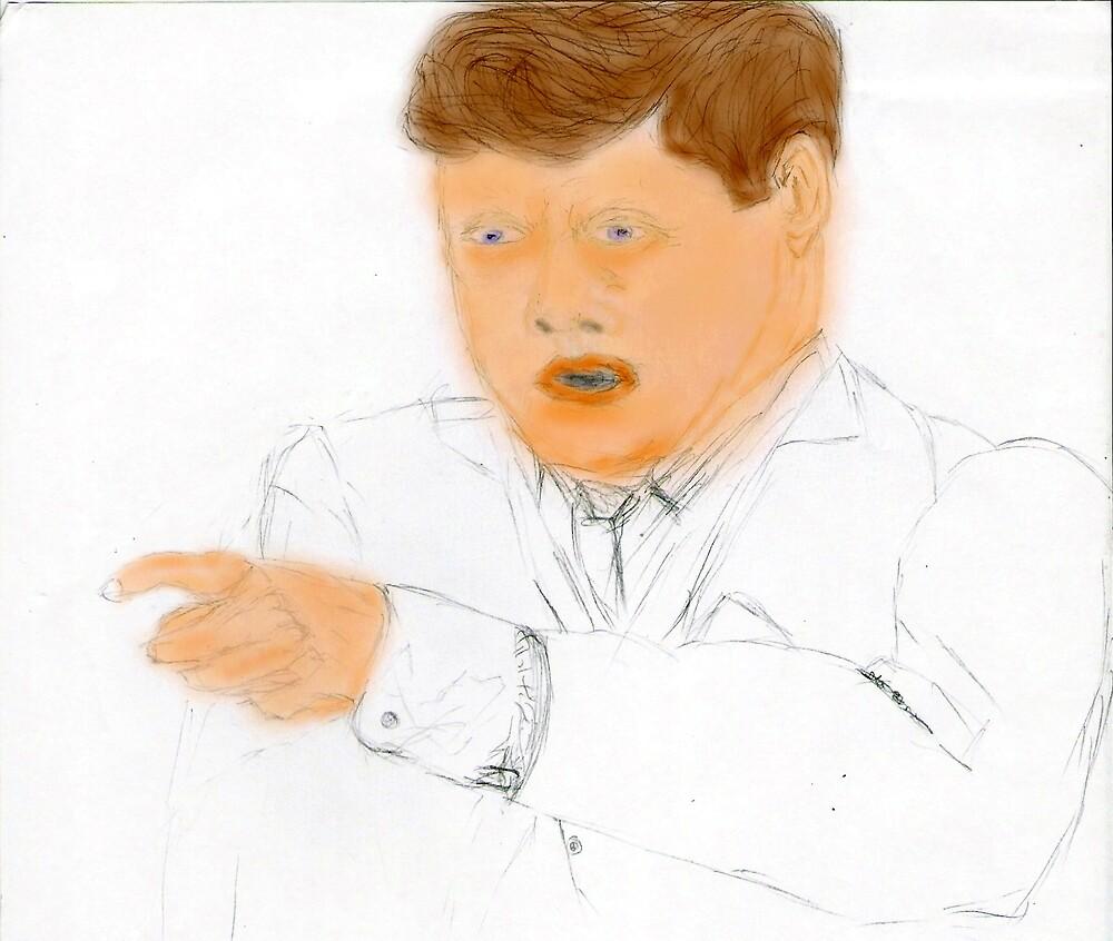 President Kennedy by Semmaster