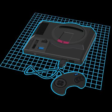 Game console grid by karlos