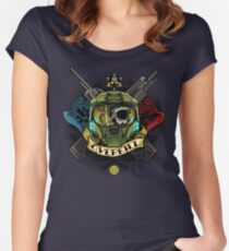 Overkill Women's Fitted Scoop T-Shirt