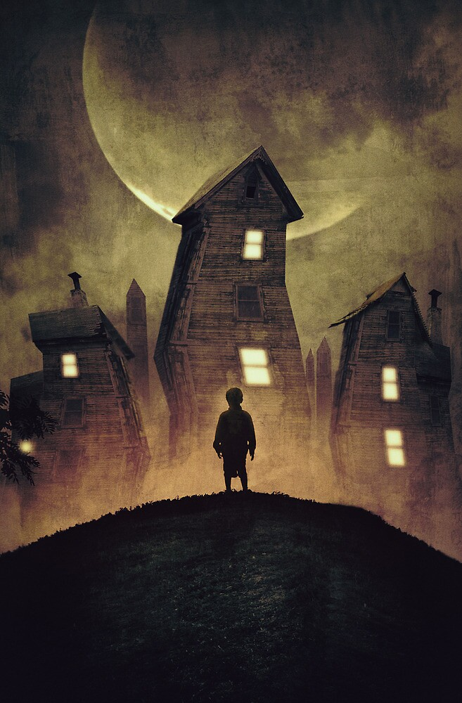 A Bad Dream by Mikio Murakami
