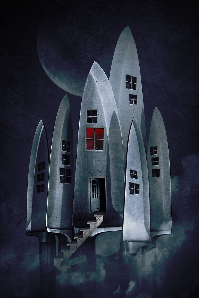 House of Knives by Mikio Murakami