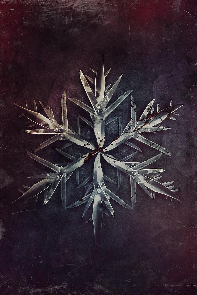 Snowblades by Mikio Murakami