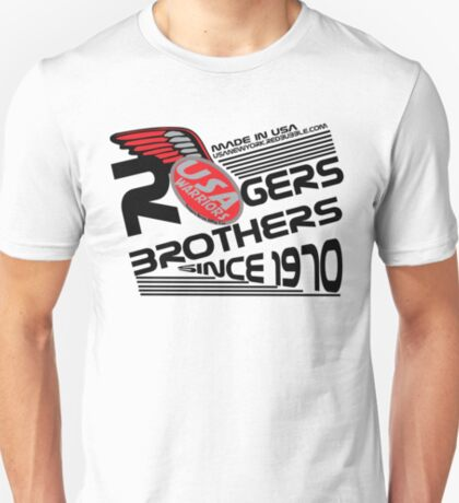 usa warriors  by rogers bros T-Shirt