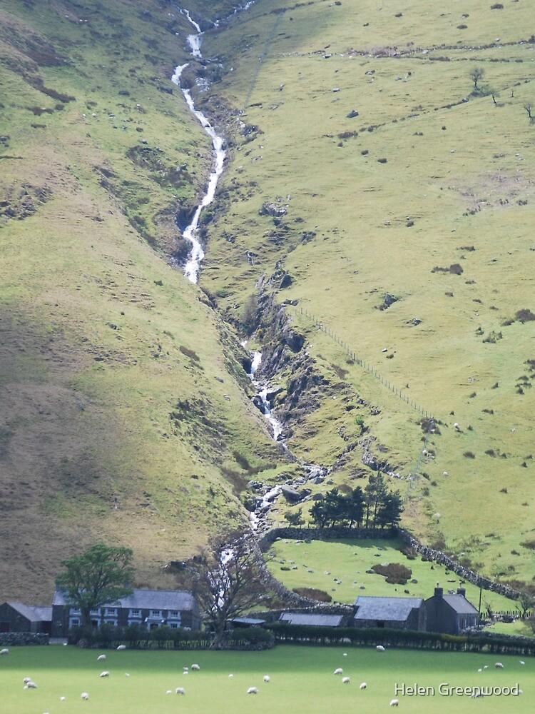 Snowdonia by Helen Greenwood