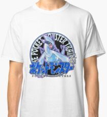 Pokemon Returns: Silver Classic T-Shirt