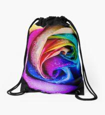 Harlequin Drawstring Bag