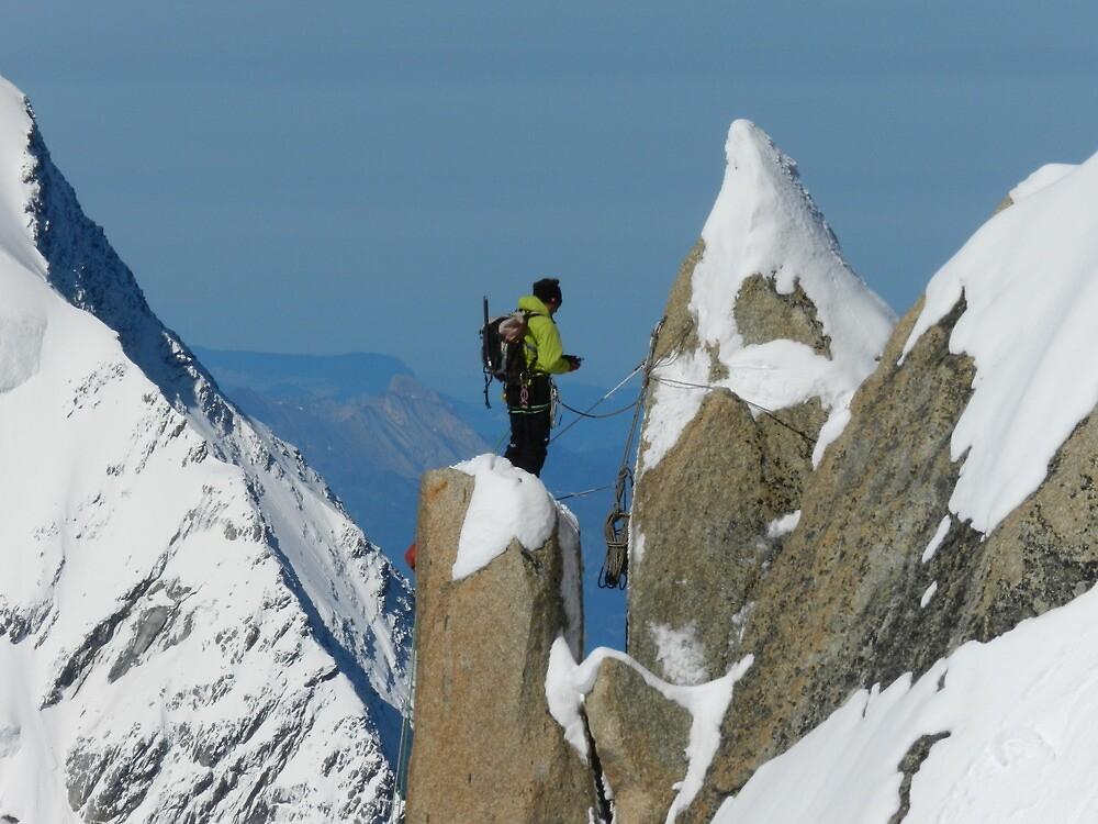 Chamonix Mont Blanc by Bougeotte