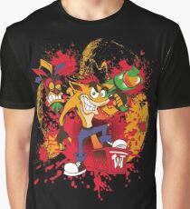 Bad-A Bandicoot Graphic T-Shirt