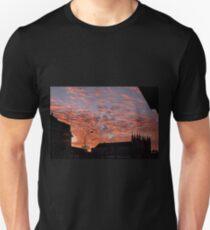 Tropical Sunset Magic, Rankin St. Innisfail Qld Unisex T-Shirt