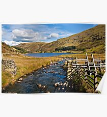 Haweswater Cumbria Poster
