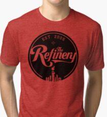TR 2012 T-shirt #1 Black Tri-blend T-Shirt