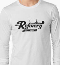 TR 2012 T-shirt #2 Black Long Sleeve T-Shirt
