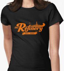 TR 2012 T-shirt #2 Orange Women's Fitted T-Shirt