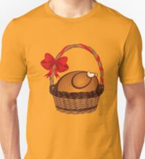 Roasted Turkey in a Basket T-Shirt