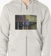 Washington D.C. Zipped Hoodie