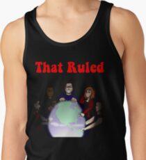 That Ruled T-Shirt Tank Top
