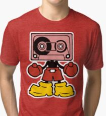 Mix-Tape Tri-blend T-Shirt