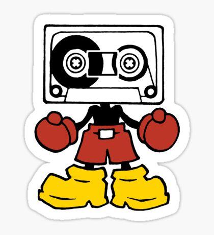 Mix-Tape Sticker