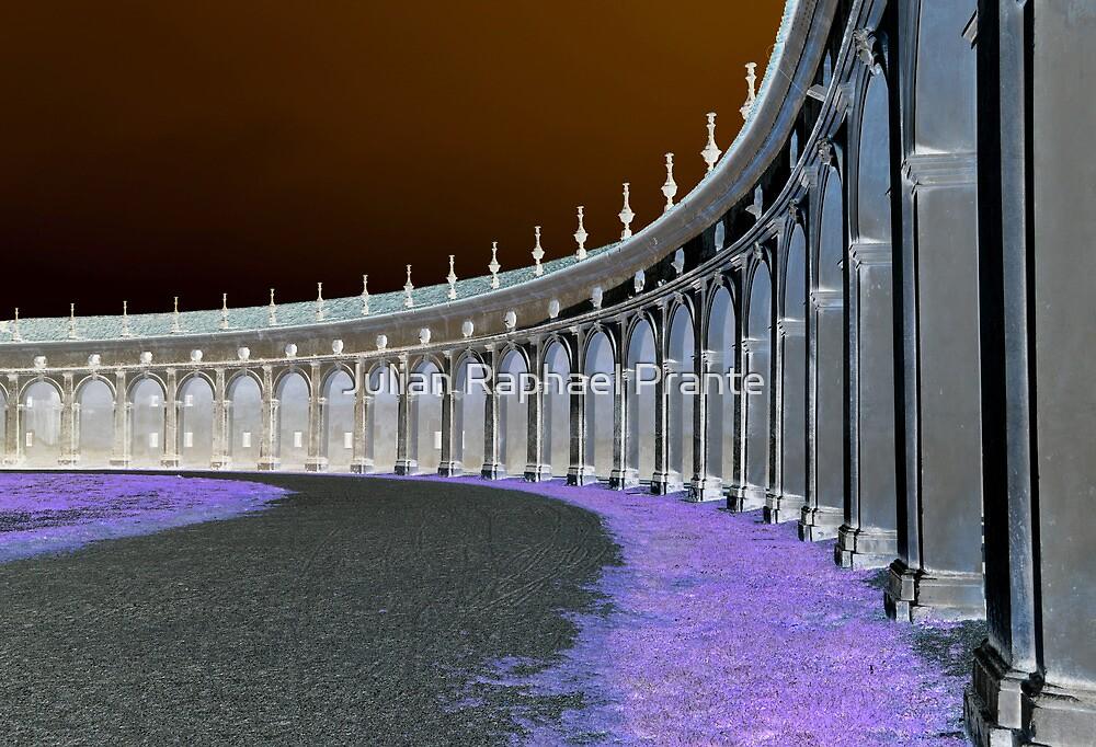 Surreal Villa Manin II by Julian Raphael Prante