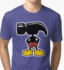 Hammer Hed Tri-blend T-Shirt