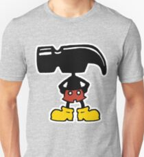 Hammer Hed Unisex T-Shirt