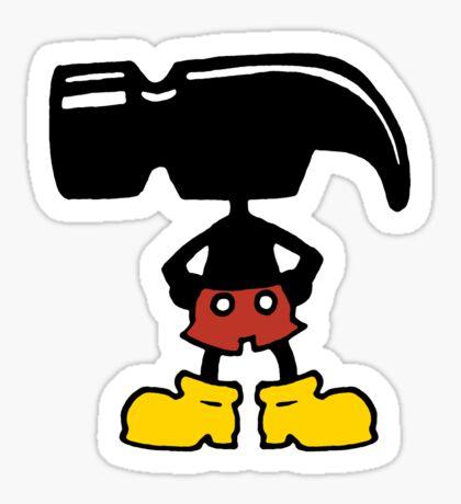 Hammer Hed Sticker