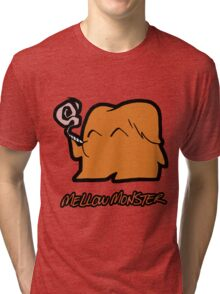 Mellow Monster Tri-blend T-Shirt