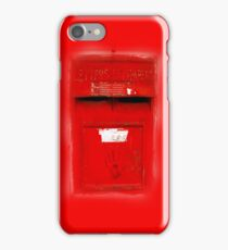 Letterbox iPhone Case/Skin