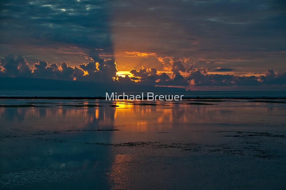 Sunrise splendor by Michael Brewer