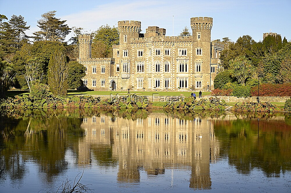 Johnstown Castle, Wexford, Ireland by Martina Fagan
