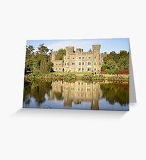 Johnstown Castle, Wexford, Ireland Greeting Card