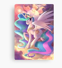 Deity of the Dawn Canvas Print