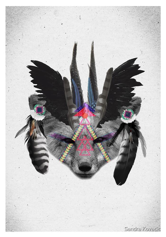 Fox Chief by Sandra Kovacic