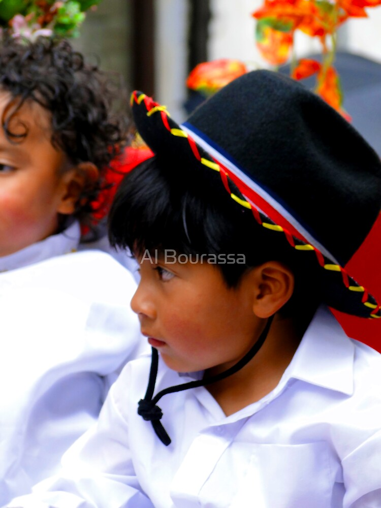 Cuenca Kids 214 by Al Bourassa